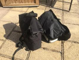 Panniers for Blade 912