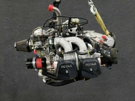 Rotax 912-UL2 Engine Low Time 163 Hours Since New